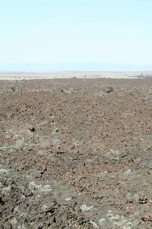 lava flows desolate barren