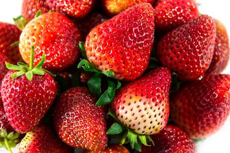 srawberries:  strawberry background