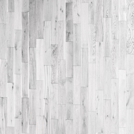 White wooden parquet flooring texture  Horizontal seamless wooden background
