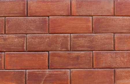 Red brick wall textture Stock Photo - 29278736