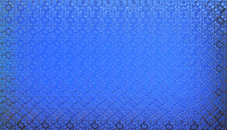 streak plate: realistic blue glass background wallpaper texture