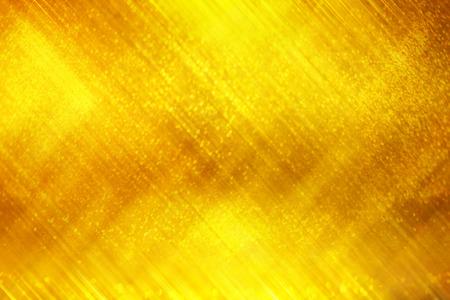抽象的なゴールドラメ背景 写真素材
