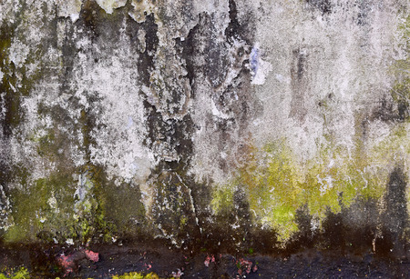 trace: Old concrete wall,rough trace grunge  texture Stock Photo