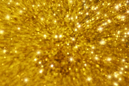 Abstract gold background,
