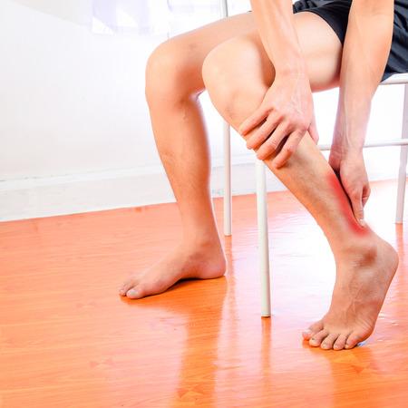 calf pain: Leg muscle pain,Calf pain