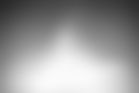 Abstract white gradient background for creative project.