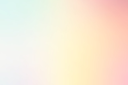 Pastel Multi Color Gradient Vector Background,Simple form and blend of color spaces as contemporary background graphic. Foto de archivo