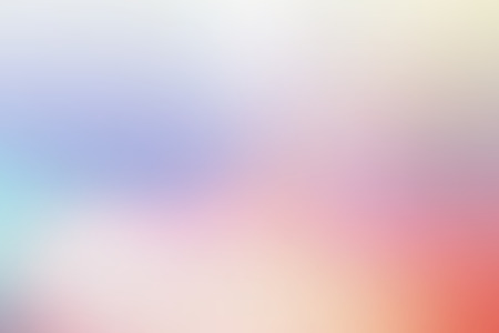 Pastel Multi Color Gradient Vector Background,Simple form and blend of color spaces as contemporary background graphic. Banque d'images