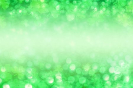 st  patrick's day: st. patricks day green abstract background