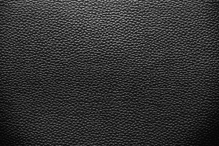 Luxury Black Leather Texture Background With Gradients Light For Backdrop High Resolution Photo