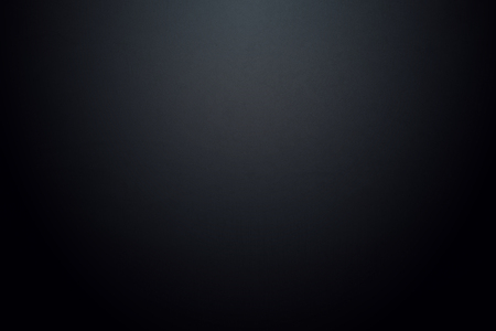 Simple black  gradient abstract background for product or text backdrop design Standard-Bild
