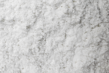 detailed: Top view of Salt Detailed Texture Background Stock Photo