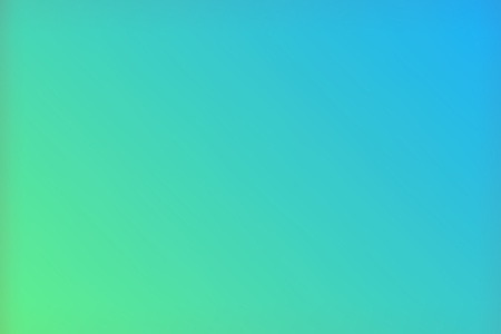 Blue green Color Gradient Vector Background,Simple form and blend of color spaces as contemporary background graphic