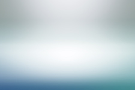 spotlight: Empty Blue White Studio Backdrop,abstract, gradient grey background for design