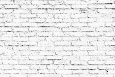 Old white brick wall Texture Design. Empty white brick Background for Presentations and Web Design. A Lot of Space for Text Composition art image, website, magazine or graphic for design. Stock fotó