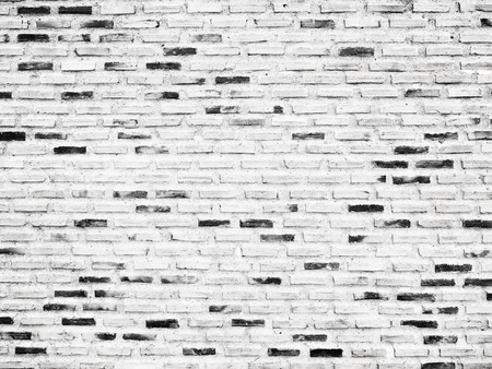 dirty: Old white brick wall Texture Design. Empty white brick Background for Presentations Space for Text Composition art image, website, magazine or graphic for design.