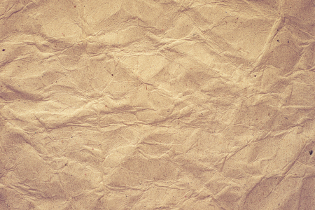 Crumpled Brown Paper Texture, High Resolution High Resolution texture for design Reklamní fotografie