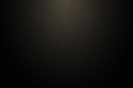 Einfacher schwarzer realistischer Farbverlauf-Textur-Hintergrund: Grunge-Farbverlauf-Licht-Hintergrundtextur mit Platz Bereit für uns Hintergrund oder Produktdesign