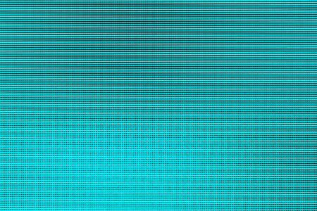 Close up led screen texture blue dots light abstract background from led computer monitor screen