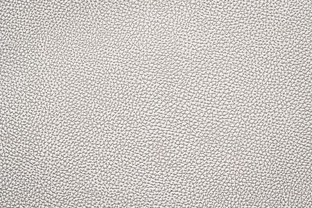Old White Leather Texture Background used as luxury classic leather space for text or image backdrop design Banco de Imagens