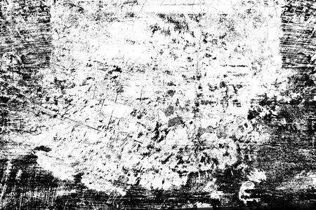 Distressed black Grunge dark messy background. Dirty crack empty cover template for design element dirt overlay or screen effect use for grunge background