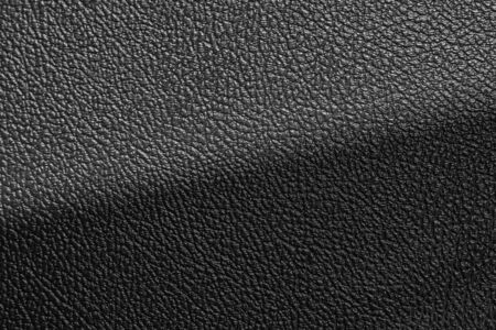 Black luxury leather texture background simple surface used us backdrop or products design