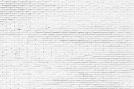 Diseño de textura de pared de ladrillo blanco. Fondo de ladrillo rojo vacío para presentaciones y diseño web. Mucho espacio para la composición de texto, sitio web de imágenes artísticas, revistas o gráficos para el diseño Foto de archivo