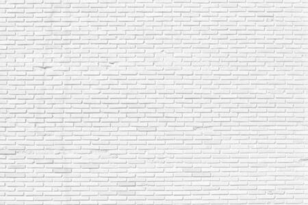 White brick wall Texture Design. Empty red brick Background for Presentations and Web Design. A Lot of Space for Text Composition art image website, magazine or graphic for design Stock fotó
