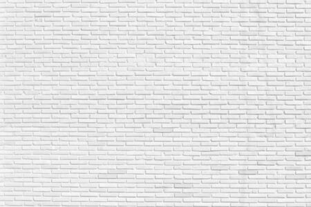Clean white brick wall Texture Design. Empty white brick Background for Presentations and Web Design. A Lot of Space for Text Composition art image website, magazine or graphic for design Stock fotó
