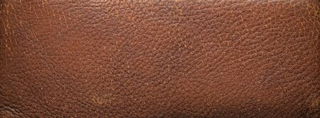 Wide Brown Leather Texture Background simple surface used us backdrop products design