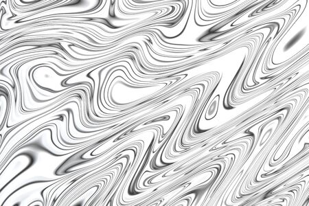 Black and white abstract acrylic pouring paint texture background for design artwork or decoration. 版權商用圖片