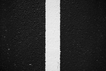 Asphalt highway marking road background texture white line 版權商用圖片