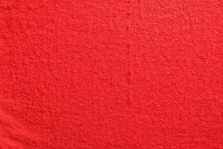red cloth textile fabric background closeup 版權商用圖片