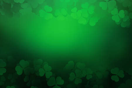 st. patricks day abstract green background for design colorful abstract background