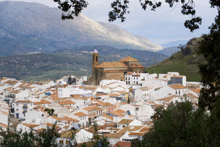 Carcabuey Andalusian town in the province of Cordoba. Andalusia, Spain