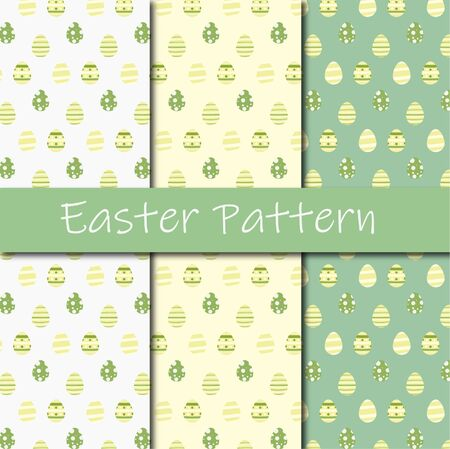 Easter pattern 3-pack