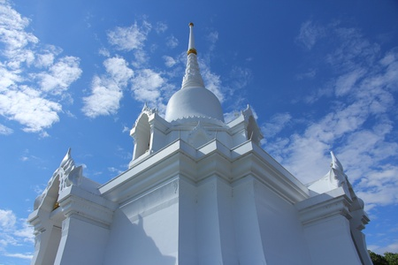 Buddhism temple in Thailand Stock Photo - 13157904