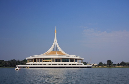 Rama 9 PAVILION  in Thailand photo
