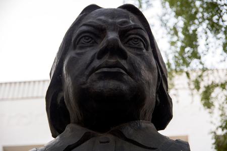 Bust of N.K. Krupskaya