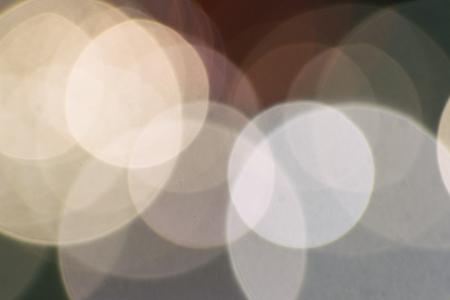 Abstract photo of backlight reflector
