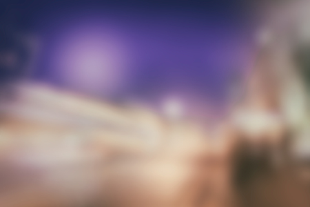 Blurred colorful urban building background design abstract scene light pastel with bokeh at city beautiful calm concept