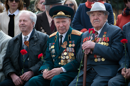 Veterans of World War II