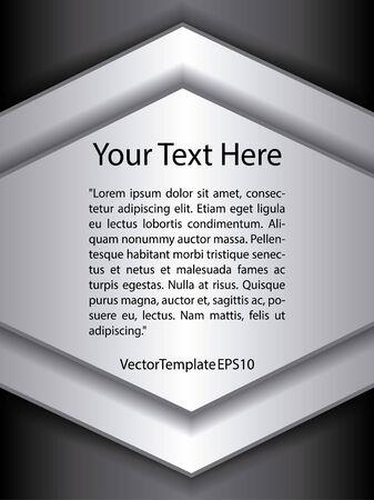 Infographic with realistic metallic texture. Vector in high quality. Colorful. Vektoros illusztráció