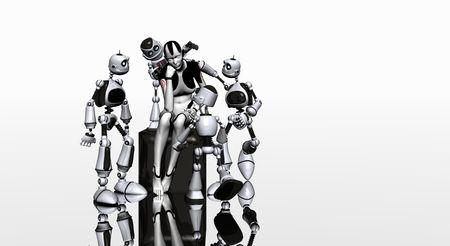 alive: robot comfort