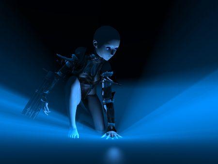 slayer: cyborg