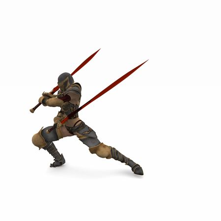 hidef: warrior woman