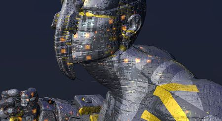 hidef: cyborg