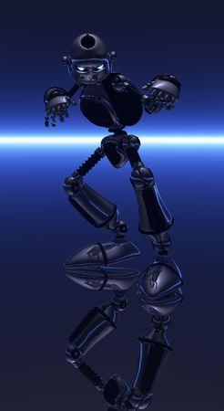 robot mage