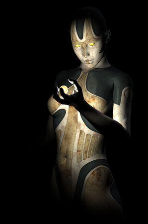 biomechanical: biomechanical android
