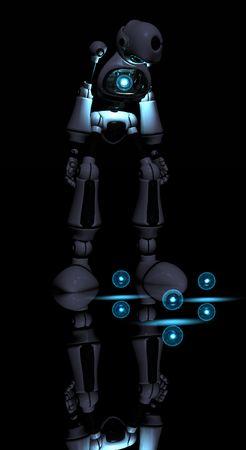 shutdown: robot shutdown